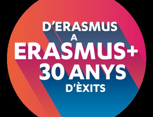 + ANYS ERASMUS